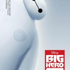 Big Hero 6 Animation Reel