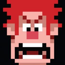 Wreck-it Ralph Animation Reel