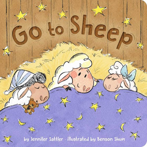 GO TO SHEEP is available for pre-order!