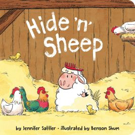 HIDE N SHEEP is available for pre-order!