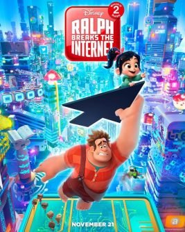 Wreck-it Ralph 2 coming to theaters November 2019!